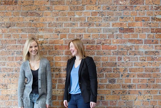 Aligned Melbourne Sarah Jensen and Rachael Kable