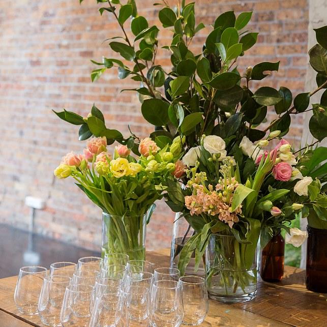Aligned Melbourne Tillda Flowers