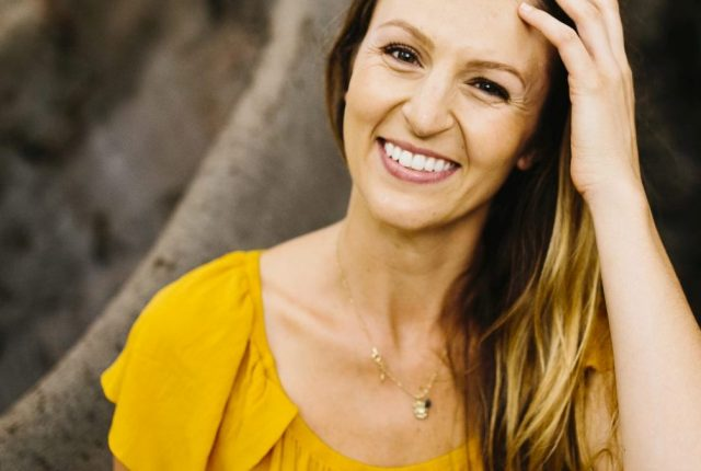 Carla Da Costa talks confidence, gratitude and creating positive change so you can get out of your head and into your heart on Rock Your Goals the Podcast