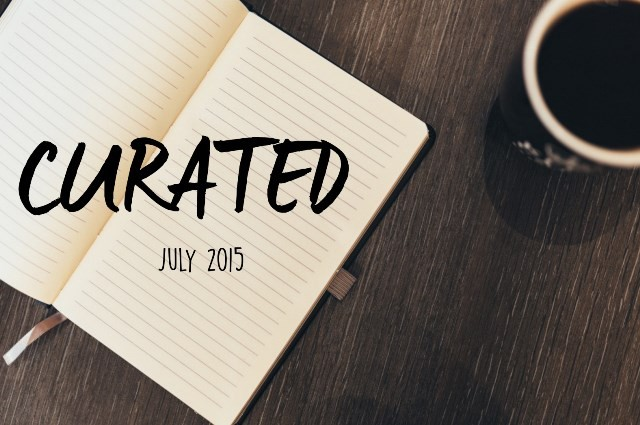 Curated July 2015