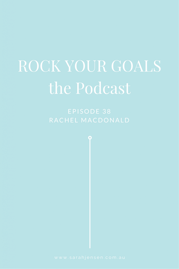In this episode of Rock Your Goals the Podcast, Rachel MacDonald of In Spaces Between shares her wisdom around the concept that what we focus on expands and how to harness that power to create the life and business you really want.