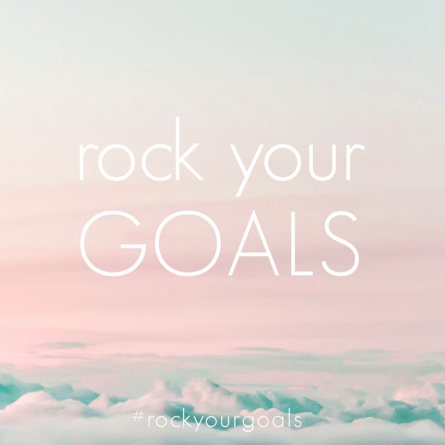 Rock Your Goals Online