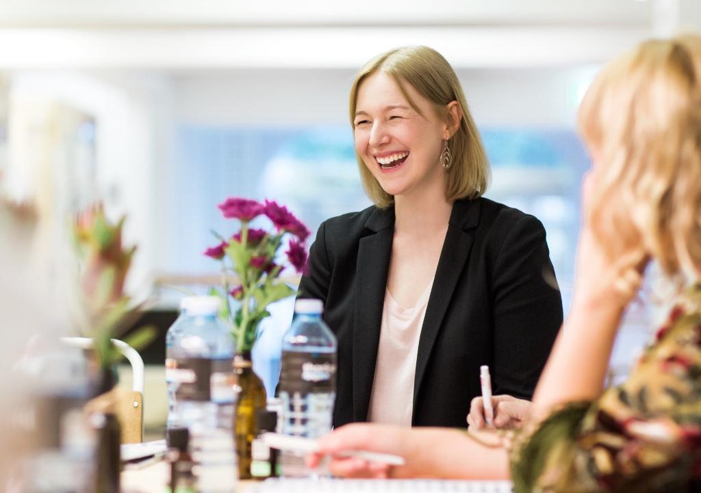 Sarah Jensen - Award Winning Life and Business Coach