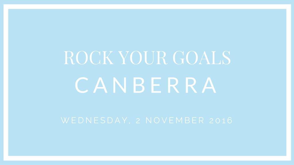 Sarah Jensen's Rock Your Goals Canberra Workshop at Sweet Bones Bakery photographed by Lauren Campbell