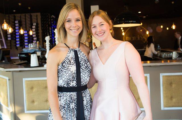 Sarah Jensen and Rachael Kable