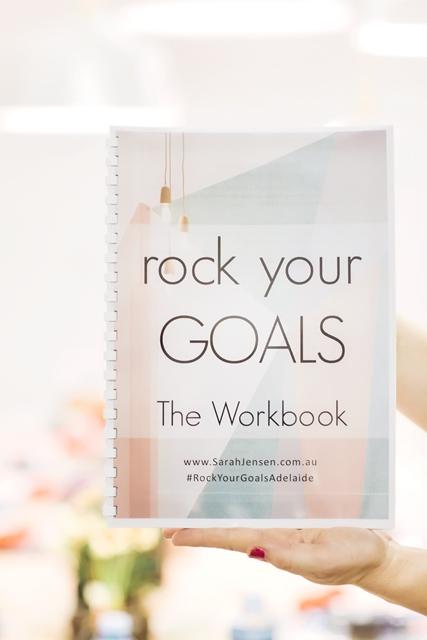 Rock Your Goals The Workbook
