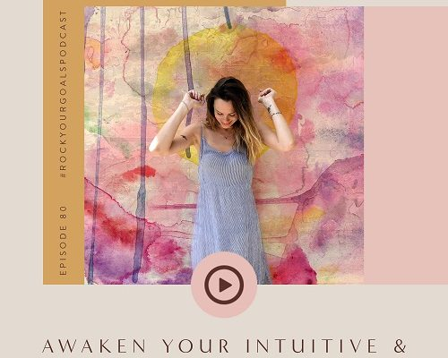 Episode 80 - Awaken your intuitive and energetic abilities with Lauren Aletta