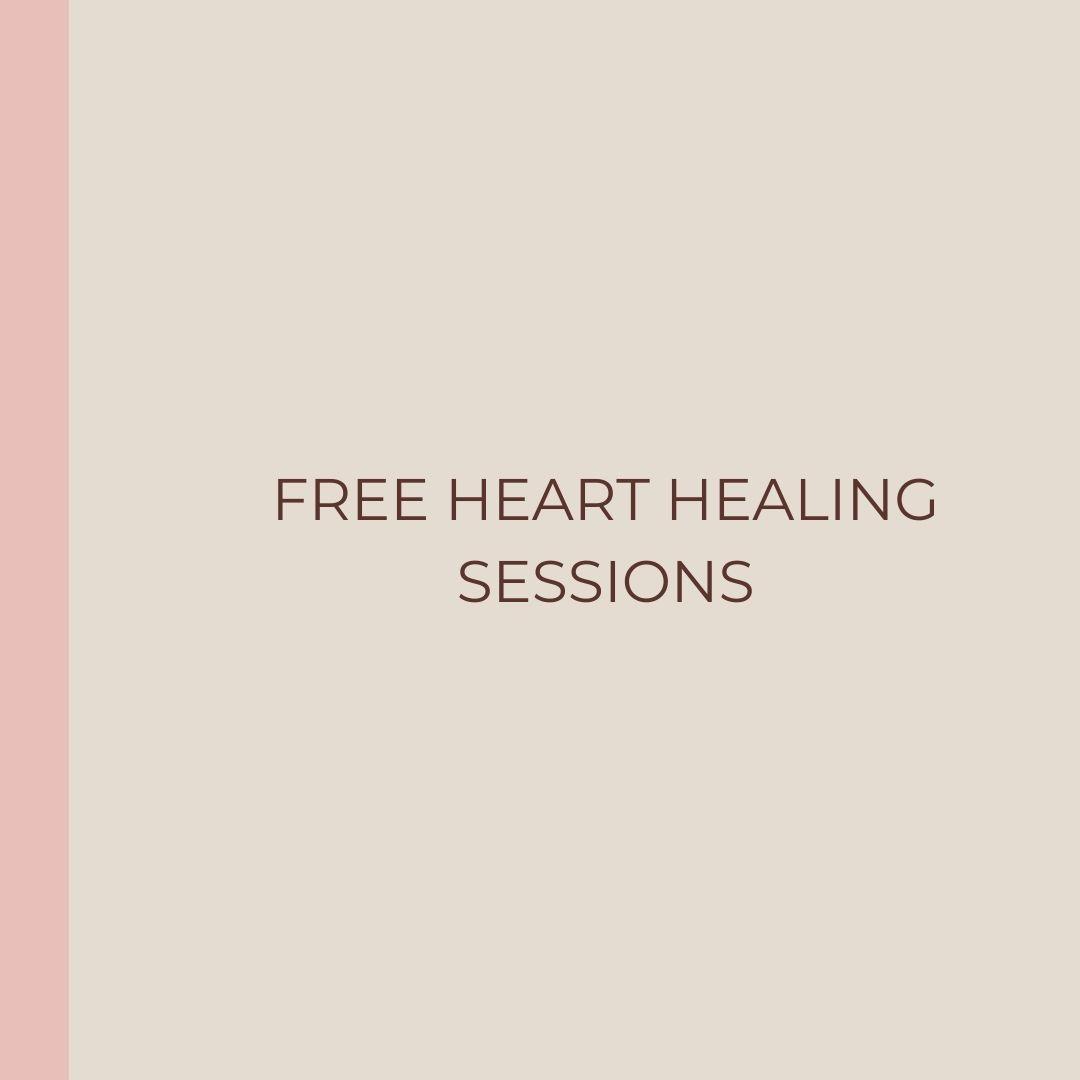 FREE HEART HEALING