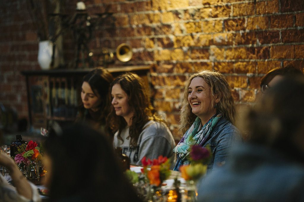 Gorgeous guests at Sarah Jensen's Rock Your Goals Perth Workshop photographed by Hannah Jones of Keeper Creative