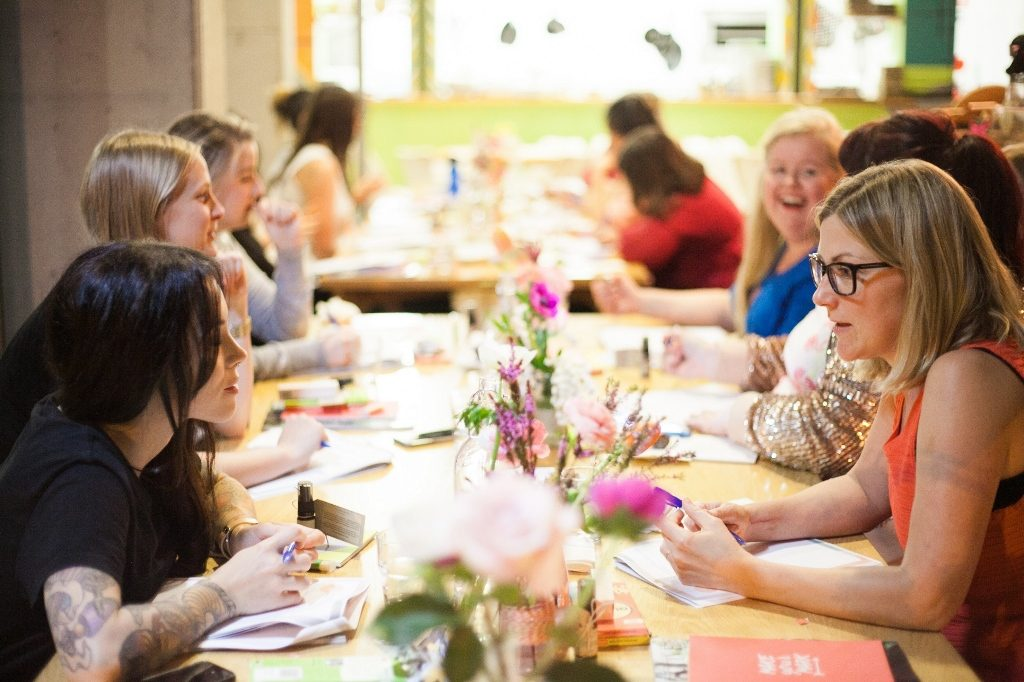 A wrap up of the Rock Your Goals Sydney Workshop