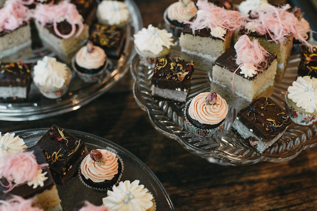 The most amazing cakes in Canberra at Sarah Jensen's Rock Your Goals Workshop at Sweet Bones Bakery photographed by Lauren Campbell