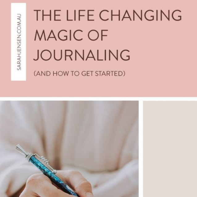 The life changing magic of journaling (and how to get started)